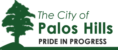 City of Palos Hills Retina Logo
